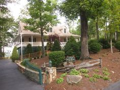 Home for sale in Sapphire, NC.  Call me to see this beautiful home with gazebo!!  828-507-1171