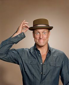 This is such a great portrait (photograph) of Woody Harrelson!