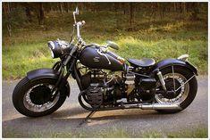 Metric Custom's Dnepr K750 Bobber - 'Charlotte' - Pipeburn - Purveyors of Classic Motorcycles, Cafe Racers & Custom motorbikes