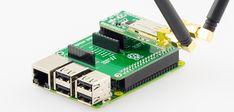 Cheap LoRa gateway with Raspberry Pi and MikroElektronika Pi click shield plus LoRa click