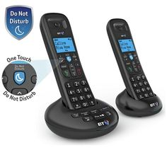 Review of the BT 3570 Phones