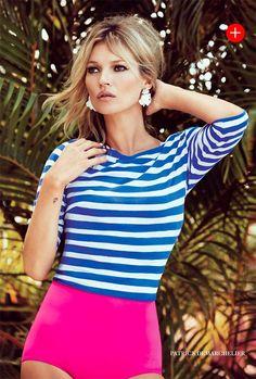 Kate Moss | Vogue UK | June 2013