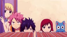 Photo of Fairy Tail~。♥‿♥。♥ for fans of Kawaii Anime (An if you love magic battles and awesomeness)