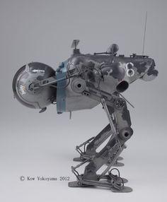Hasegawa MK06 - Luna Tactical Recon. Machine LUM-168: Amazon.de: Spielzeug