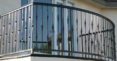 Wrought iron railings iron railings and wrought iron handrail on