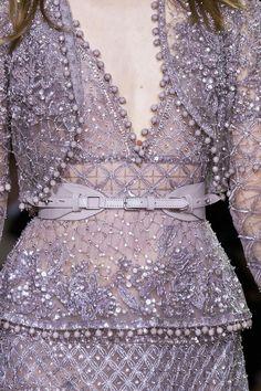 Elie Saab Haute Couture Spring 2016 Details