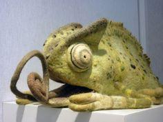 Feutre Art Textile: Maria Friese, le feutre et Maison & Objet