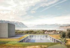 Emilio Tuñón Arquitectos || (156) Lausanne (Lausanne, Suiza) || (2015)