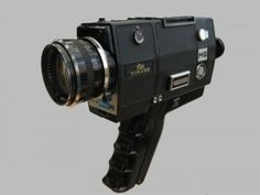 Mirage M6 Super 8 camera