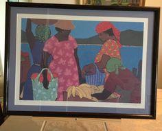 Gloria Lynn Limited Edition Fine Art Print West Indian by USANOW