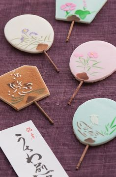 Japanese confection for the summer season