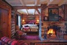 Mckenzie, Lakeview Cabin, Lake Placid Lodge, NY  www.lakeplacidlodge.com
