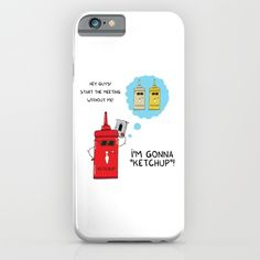 I'm gonna KETCHUP iPhone & iPod Case