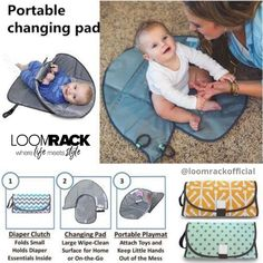 Travel diaper changing pads clean hands pad portable baby cover mat folding bag kit diy and Baby Changing Mat, Diaper Changing Pad, Minnie Mouse Dress Up, Diaper Clutch, Diaper Bag, Diaper Babies, Baby Cover, Baby Pillows, Baby Costumes