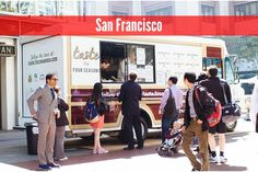 San Francisco Food Trucks - Four Seasons Taste Truck