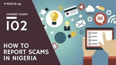 Have you been duped or scammed by internet fraudsters? See the best way to Report Internet Fraud And Scam In Nigeria. You need to get your money back! Make Money Today, Make Money Online, How To Make Money, Email Marketing, Affiliate Marketing, Digital Marketing, Pennywise The Clown, Advertise Your Business, Investing In Stocks