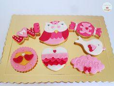 Valentine´s Day Cookies 2016