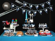 Star Wars Birthday Party Ideas | Photo 1 of 33