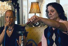 Zombieland: Bill Murray's Role Was Written For Patrick Swayze Bill Murray, Serge Gainsbourg, Hummer H2, Lost Girl, Zombie Movies, Horror Movies, Halloween Movies, Scream, Zombieland 2