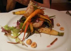 CulinAriane, Montclair NJ: Roasted baby vegetables. http://njmonthly.com/blogs/tablehopwithRosie/2013/10/2/restaurant-news.html#read_more