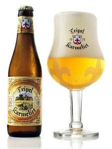 Tripel Karmeliet, the best. Had this at Cafe Hollander, very good!