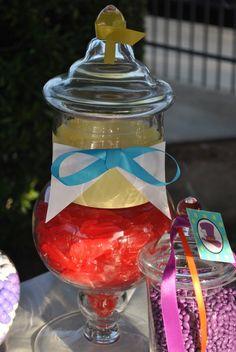 Alice in Wonderland/Tim Burton/Underland Birthday Party Ideas   Photo 1 of 21   Catch My Party