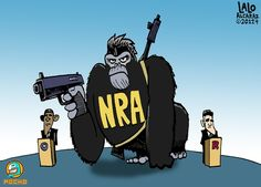 Post-Colorado, what's on our presidential candidates' minds? Not the NRA!