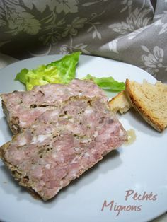 Terrine de Chevreuil Charcuterie, Potted Meat Recipe, Belgium Food, My Recipes, Favorite Recipes, French Food, Food Preparation, I Love Food, Soul Food