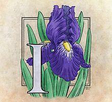 I is for Iris par Stephanie Smith