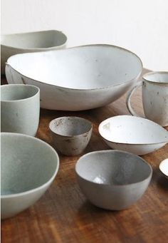 Featherweight Potteries at Remodelista