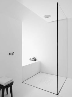 COCOON minimalist design for the bathroom design of high quality stainless steel . - luxury - COCOON minimalist design for the bathroom design of high quality stainless steel … desi - Minimalist Bathroom Design, Bathroom Design Luxury, Bathroom Interior, Minimalist Design, Minimal Bathroom, Industrial Bathroom, Bathroom Furniture, Modern Minimalist, Contemporary Bathroom Designs