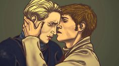Jaime x Brienne 'Slow it Down' Tribute to the fanart of Jokertookmypicture