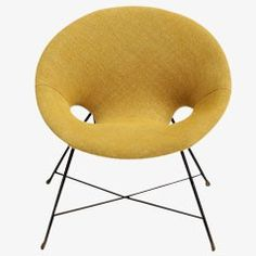 Lounge Chair by Augusto Bozzi for Saporiti, 1950s 2