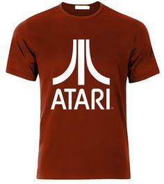 $179.00 Playera o Camiseta Atari Vintage Arcade - Jinx