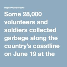 Some 28,000 voluntee