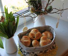 Original Osterpinzen Dessert, Wicker Baskets, The Originals, Home Decor, Good Things, Do Your Thing, Decoration Home, Room Decor, Deserts