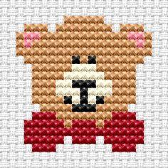 Fat Cat Cross Stitch | Easy Peasy Duck | [EP-DK]