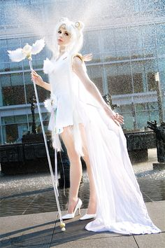 Awesome Sailor Moon Cosplay