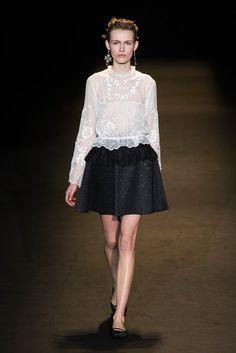 Alberta Ferretti Review | Fashion Week Fall 2013