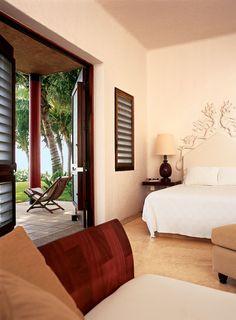 Exotic Bedroom by Marco Aldaco and Marco Aldaco in Acapulco, Mexico