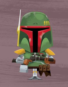 Boba Fett by ~TheBeastIsBack on deviantART