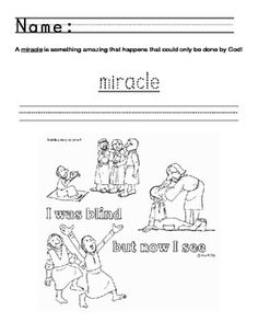this free worksheet discuss the difference between miracles and magic this printable asks the. Black Bedroom Furniture Sets. Home Design Ideas