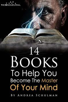 14 Books To Help You Become The Master Of Your Mind is part of Inspirational books - 14 books to help you on your journey to become a master of your mind Best Books For Men, Best Books To Read, Great Books, Book To Read, Book Club Books, Book Lists, My Books, Life Changing Books, Psychology Books