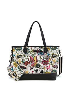 15b7b77462f Sak Roots Artist Circle XL Tote 4 interior pockets, detachable key chain  plus detachablel zippered