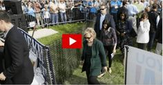 Here's The Footage Hillary Clinton Is Trying To DELETE From The Internet – Spread This NOW