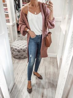 19fee39486 78 Best Cold spring outfit images in 2018 | Feminine fashion, Fall ...