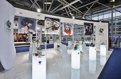 Barex Italiana stand at Cosmoprof by Act Events, Bologna   Italy trade fairs