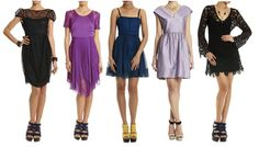Five Lisa Ho dresses we love right now: http://thefashioncatalyst.com/site/2013/04/five-lisa-ho-dresses-we-love-right-now/