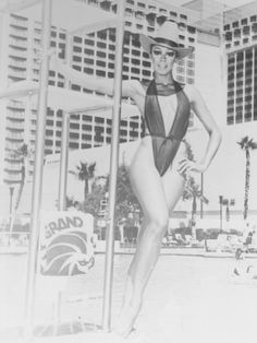 Jakki Ford'- showgirl at the old MGM in Las Vegas