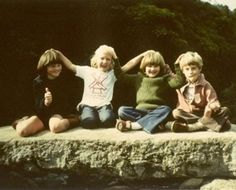 Susie P (@mosschops74 via Twitter) – Devon, 1981. I'm so pleased mum took this pic to remind me of those amazing family holidays! #TakeMeBack